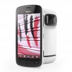 Nokia 808 PureView 41-Megapixel Smartphone - With Carl Zeiss Lens