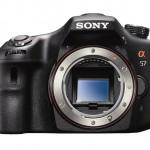 Sony Alpha SLT-A57 - 16-Megapixel CMOS Sensor