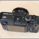 Fujifilm X-Pro1 Top Plate & Controls