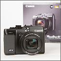 Canon PowerShot G1 X Video Review