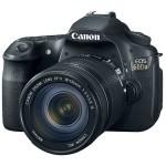Canon EOS 60Da Astrophotography Camera - Left Front View