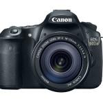 Canon EOS 60Da Astrophotography Camera - Front View