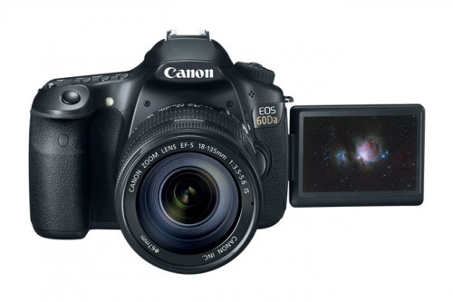 Canon EOS 60Da Astrophotography DSLR - With 3-Inch Adjustable LCD Display