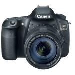 Canon EOS 60Da Astrophotography Camera - Upper Front View