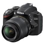 Nikon D3200 - Front Left