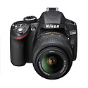 Nikon's New 24-Megapixel D3200 Digital SLR