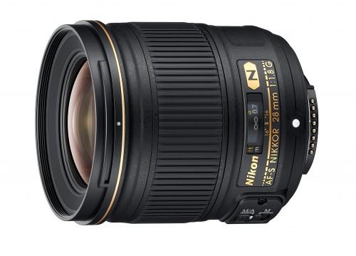 Nikon AF-S Nikkor 28mm f/1.8G Prime Lens