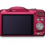 Panasonic Lumix GF5 - Rear Touchscreen LCD Display