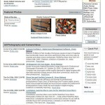 PhotographyREVIEW.com's First Redesign