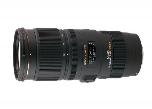 Sigma 50-150mm f/2.8 APO EX DC OS HSM Zoom Lens