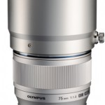 New Olympus 75mm f/1.8 Micro Four Thirds Lens And Option Matching Hood
