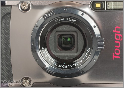 Olympus Tough TG-1 iHS With f/2.0 Lens
