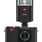 Leica X2 - With SF 24D Accessory Hot Shoe Flash