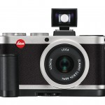 Leica X2 Camera With Accessory Finder & Grip