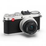 Leica X2 Camera - Silver - Angle