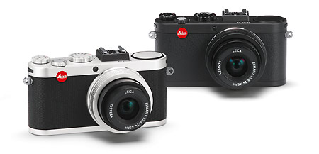 Leica X2 Camera In Black & Silver