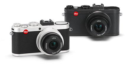 Leica X2 Camera In Black & Silver