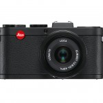 Leica X2 Camera - Black - Front