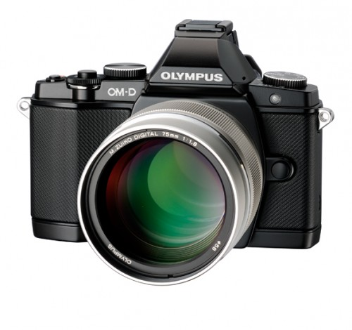 Olympus 75mm f/1.8 Micro Four Thirds Prime With OM-D E-M5