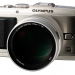 New Olympus 75mm f/1.8 Micr Four Thirds Prime Lens With E-P3 Pen Camera
