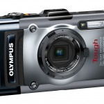 Olympus Tough TG-1 iHS Waterproof Camera - Right Front