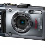 Olympus Tough TG-1 iHS Waterproof Camera - Left Front