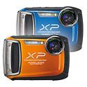 Fujifilm FinePix XP170 Adds Wireless To Rugged Waterproof Camera Line