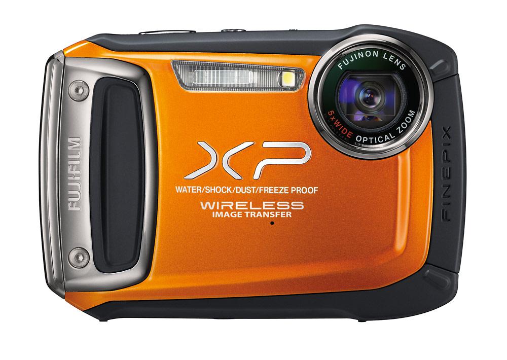Fujifilm FinePix XP170 - Orange