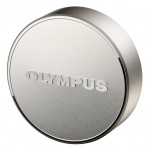 Optional Olympus 75mm f/1.8 Matching Lens Cap