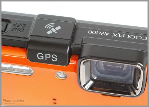 Nikon Coolpix AW100 - With Built-In GPS!