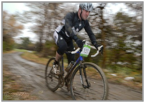 Nikon Coolpix AW100 - Rainy, Muddy Cyclocross Race