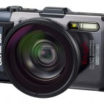 Olympus Tough TG-1 iHS With Fisheye Conversion Lens