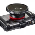 Olympus Tough TG-1 iHS With Waterproof Fisheye Conversion Lens