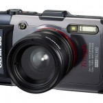 Olympus Tough TG-1 iHS With Telephoto Conversion Lens