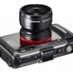 Olympus Tough TG-1 & Waterproof Telephoto Conversion Lens