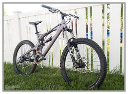 Olympus OM-D E-M5 ISO 800 Mountain bike Photo