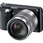 Sony Alpha NEX-F3 - Black