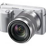 Sony Alpha NEX-F3 - Silver