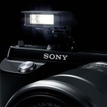 Sony Alpha NEX-F3 - New Pop-Up Flash