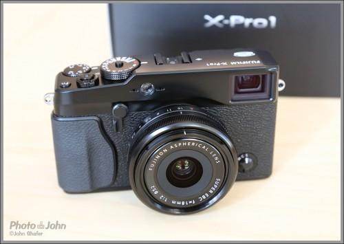 Fujifilm X-Pro1 Digital Rangefinder Camera