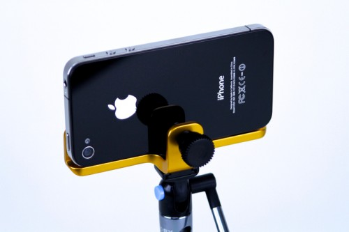 ANYCASE Tripod Adapter With iPhone 4S