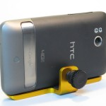 ANYCASE Tripod Adapter With HTC Smart Phone
