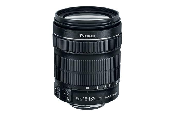 Canon EF-S 18-135mm IS STM Zoom Lens