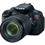 Canon EOS Rebel T4i / 650D With New 18-135mm IS STM Lens