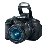 Canon EOS Rebel T4i / 650D - Pop-Up Flash