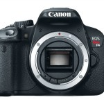 Canon EOS Rebel T4i / 650D Digital SLR