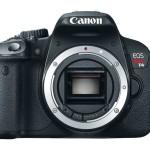 Canon EOS Rebel T4i / 650D Digital SLR