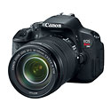 Canon EOS Rebel T4i / 650D – Adds Touchscreen & Improved Movie Auto Focus
