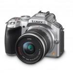 Panasonic Lumix G5 Micro Four Thirds Camera - Silver