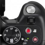 Panasonic Lumix G5 - Controls & New Function Lever